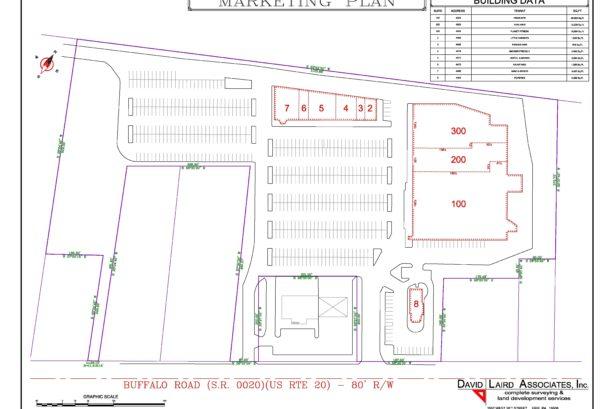 4500 Buffalo Road marketing plan