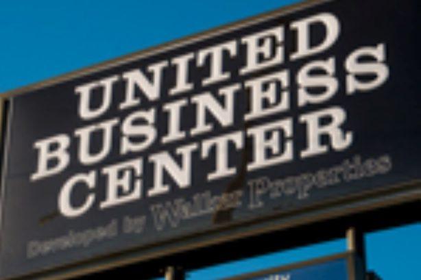 United Business Center Sign compressed